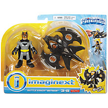 Buy Imaginext Battle Armour Batman Online at johnlewis.com