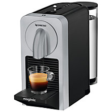 Buy Nespresso Prodigio Coffee Machine by Magimix with Bluetooth, Silver Online at johnlewis.com