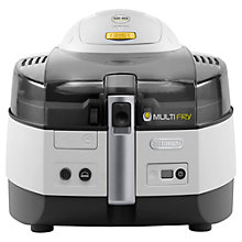 Buy De'Longhi FH1363 Multifry Low-Oil Fryer and Multicooker Online at johnlewis.com