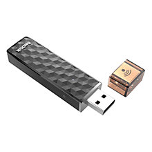 Buy SanDisk Connect Wireless USB 2.0 Flash Drive, 32GB Online at johnlewis.com