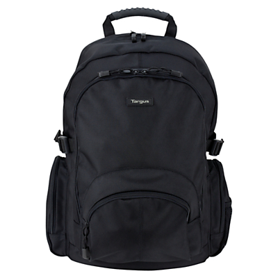 "Image of Targus Classic Backpack for Laptop up to 15-16"", Black"