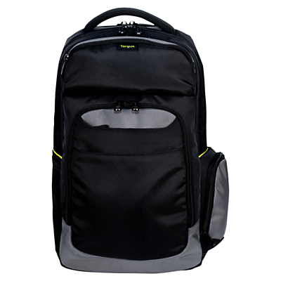 """Image of Targus City Gear Backpack for Laptop up to 15.6"""", Black"""