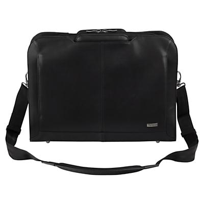 "Image of Targus Executive Topload Messenger Bag for Laptop up to 14"", Black"