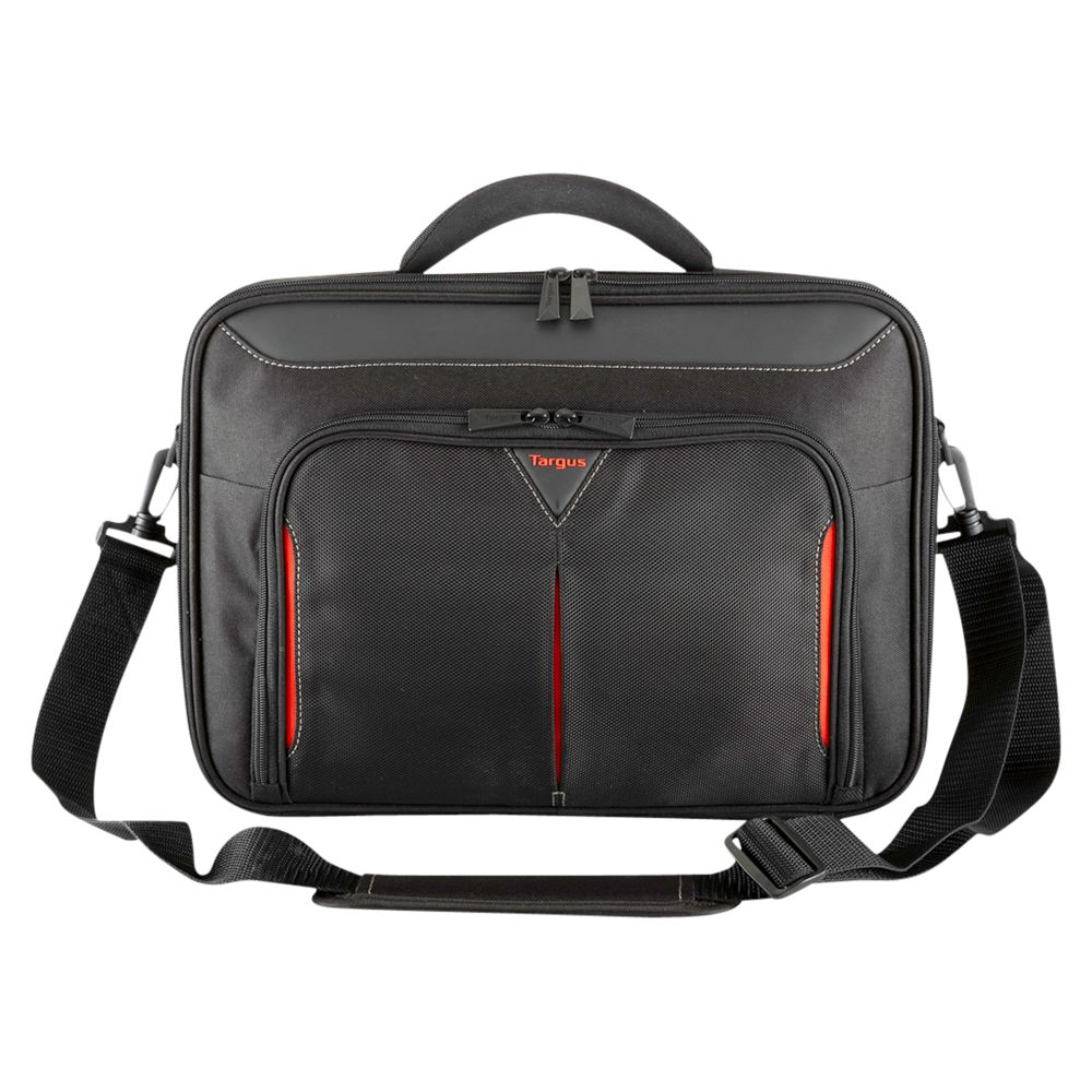 Targus Targus Classic Clamshell Bag for Laptop up to 15.6W, Black