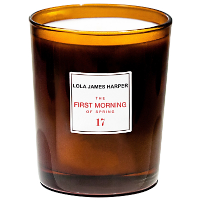 Lola James Harper The First Morning of Spring Scented Candle, Small