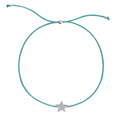 Sophie by Sophie Star Cord Friendship Bracelet