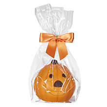 Buy Mini Chocolate Pumpkin, 50g Online at johnlewis.com