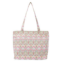 Buy Liberty Ianthe Tana Lawn Sewing Tote Bag, Green Online at johnlewis.com