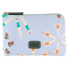Buy Radley Lido Small Pouch, Blue Online at johnlewis.com