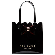 Buy Ted Baker Mycon Scalloped Shopper Bag Online at johnlewis.com