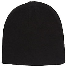 Buy John Lewis Reversible Beanie Hat, One Size Online at johnlewis.com