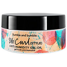 Buy Bumble and bumble Curl Anti-Humidity Gel-Oil, 190ml Online at johnlewis.com