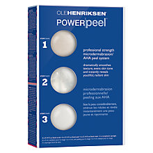 Buy OLEHENRIKSEN Power Peel Kit Online at johnlewis.com