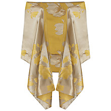 Buy Ariella Ayana Stole, Yellow Online at johnlewis.com