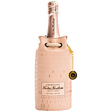 Buy Nicolas Feuillatte D'Luscious Rose Champagne In Sailor Bag, 75cl Online at johnlewis.com