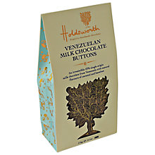 Buy Holdsworth Venezuelan Milk Chocolate Buttons Treat Bag, 175g Online at johnlewis.com
