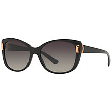 Buy Bvlgari BV8170 Cat's Eye Framed Sunglasses Online at johnlewis.com