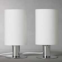 Buy John Lewis Dina Touch Lamp Duo Online at johnlewis.com