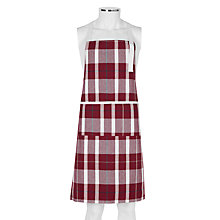 Buy John Lewis Ruskin House Christmas Apron Online at johnlewis.com