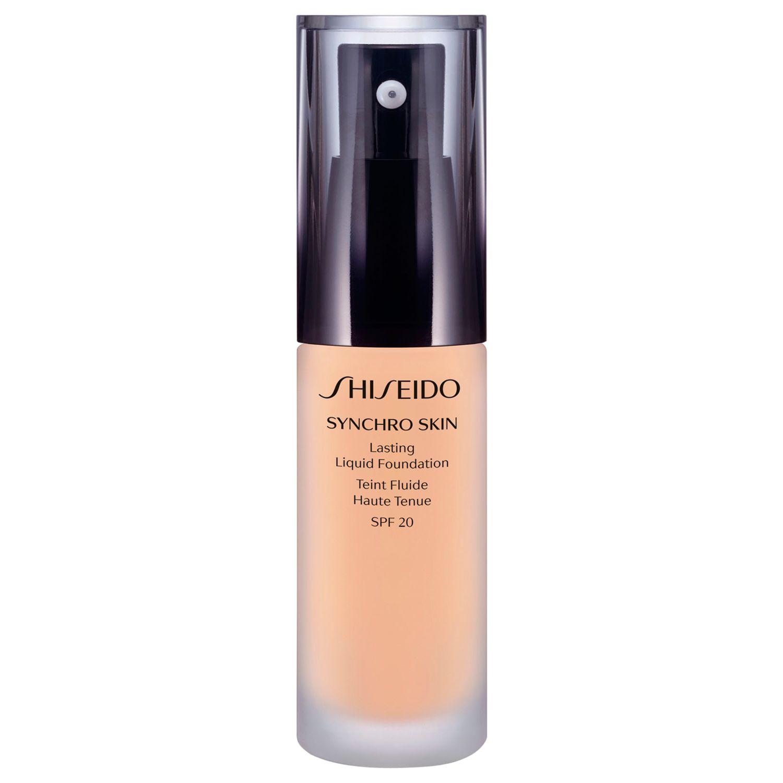 Shiseido Shiseido Synchro Skin Lasting Liquid Foundation SPF20