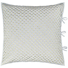 Buy Designers Guild Nirala Cushion Cover, Dove Online at johnlewis.com