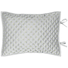 Buy Designers Guild Nirala Cushion, Dove Online at johnlewis.com