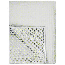 Buy Designers Guild Nirala Throw, Dove Online at johnlewis.com