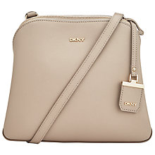 Buy DKNY Bryant Park Saffiano Leather Across Body Bag Online at johnlewis.com