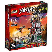 Buy LEGO Ninjago 70594 Lighthouse Siege Online at johnlewis.com