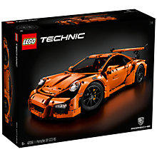 Buy LEGO Technic Porsche 911 GT3 RS Online at johnlewis.com