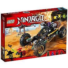 Buy LEGO Ninjago 70589 Rock Roader Online at johnlewis.com