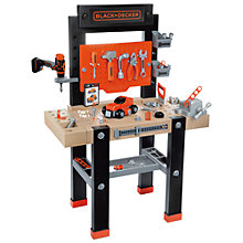 Buy Black & Decker Star Workbench Online at johnlewis.com