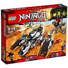 Buy LEGO Ninjago Ultra Stealth Raider Online at johnlewis.com