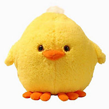 Buy Easter Chick Cuddle Cushion Online at johnlewis.com