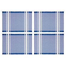 Buy John Lewis French Coastal Cote De Provence Placemats, Set of 4 Online at johnlewis.com