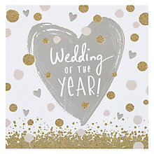 Buy Hotchpotch Wedding Of The Year Card Online at johnlewis.com