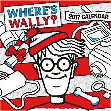 Buy Where's Wally 2017 Calendar Online at johnlewis.com