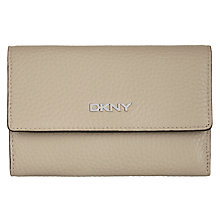 Buy DKNY Tribeca Soft Leather Tri-Fold Wallet Online at johnlewis.com