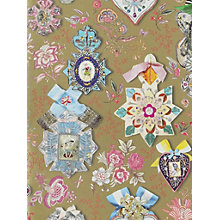 Buy Christian Lacroix Cocarde Wallpaper Online at johnlewis.com