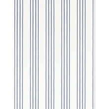 Buy Ralph Lauren Palatine Stripe Wallpaper, Porcelain Blue, PRL050/05 Online at johnlewis.com