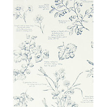 Buy Ralph Lauren Nature Study Toile Wallpaper Online at johnlewis.com