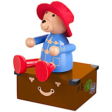 Buy Orange Tree Paddington Bear Music Box Online at johnlewis.com