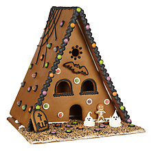 Buy Gingerbread Extra Large Haunted House, 3.5kg Online at johnlewis.com