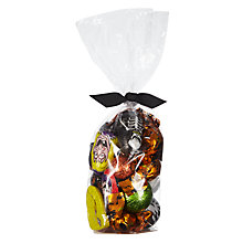 Buy Assorted Foiled Milk Chocolate Halloween Baubles, 250g Online at johnlewis.com