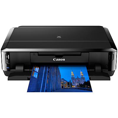 Image of Canon PIXMA iP7250 Wireless Printer With Apple AirPrint & Direct Disc Print
