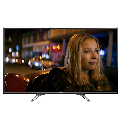 "Panasonic Viera 49DX600B LED 4K Ultra HD Smart TV, 49"" With Freeview Play, Built-In Wi-Fi & Art Of Interior Tailored Design"