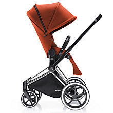 Buy Cybex Priam Lux Seat, Autumn Gold Online at johnlewis.com