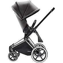 Buy Cybex Priam Lux Seat, Manhattan Grey Online at johnlewis.com