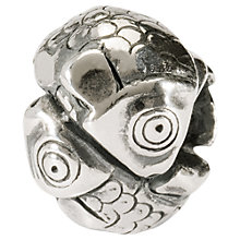 Buy Trollbeads Zodiac Sterling Silver Charm Online at johnlewis.com