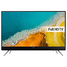 "Buy Samsung UE49K5100 LED Full HD 1080p TV, 49"" with Freeview HD & Joiiii Design Online at johnlewis.com"